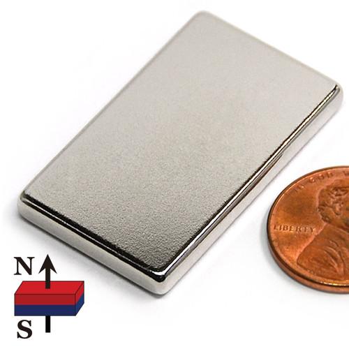 "1.5x7/8x5/32"" Neodymium Magnet"