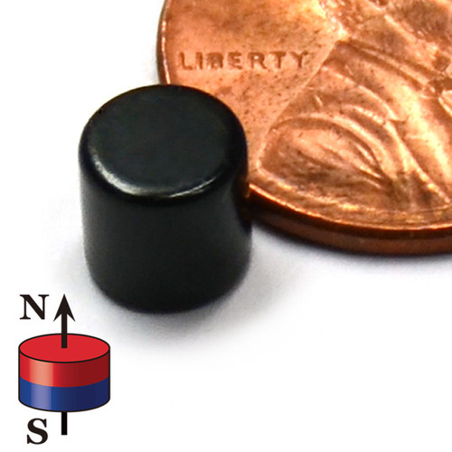 Neodymium Magnets Epoxy Coated
