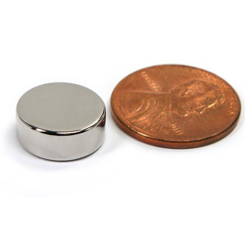 "Disc Neodymium Magnets N52 1/2""x2/10"" Neodymium Rare Earth Disc Magnet"