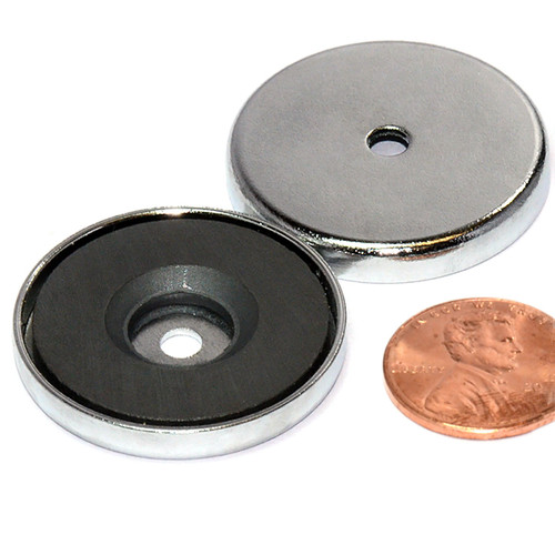 Magnetic Round Base RB 30