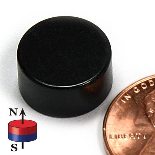 """N50 Disc 1/2""""X1/4"""" NdFeB Rare Earth Epoxy coated"""