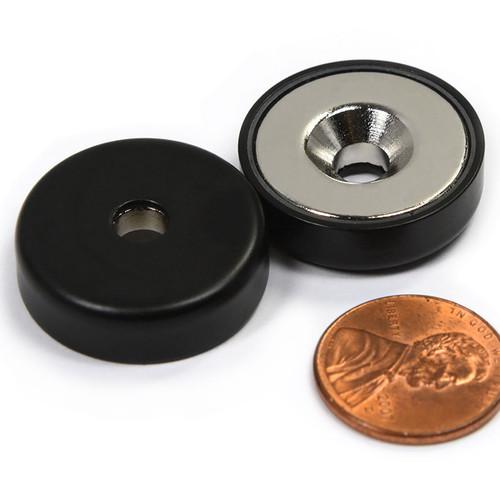 Black Neodymium Cup Magnet
