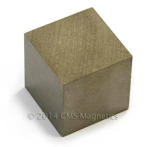 SmCo rare earth magnets Samarium Cobalt Block or cube Magnets  The Other Rare Earth Magnets Samarium Cobalt Magnets Have Higher working Temps Than Neodymium & Enhanced Corrosion Resistance Too! (SMB059-30)