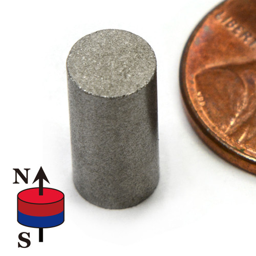 "Samarium Cobalt Disc Magnets  The Other Rare Earth Magnets Samarium Cobalt Magnets Have Higher working Temps Than Neodymium & Enhanced Corrosion Resistance Too! 1/2 x 1/4"" Samarium Cobalt magnets"