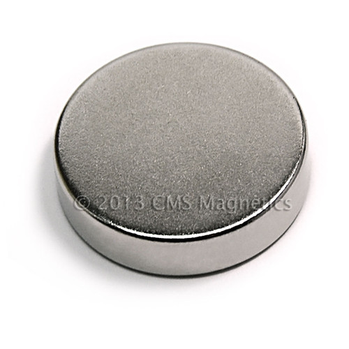 """1x1/4"""" N50 Neodymium Magnets"""