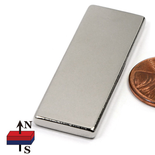 Rare Earth Rectangle Magnet