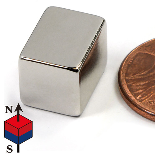 Block bar  Magnet Neodymium