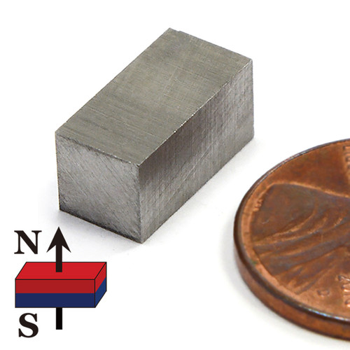 AlNiCo 5 Magnet rectangle
