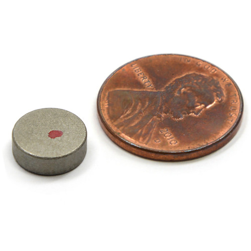 Samarium Cobalt Magnets For Sale The Other Rare Earth Magnets Samarium Cobalt Disc Magnets Have Higher working Temps (572 F) Than Neodymium & Enhanced Corrosion Resistance Too!  SMD027-26