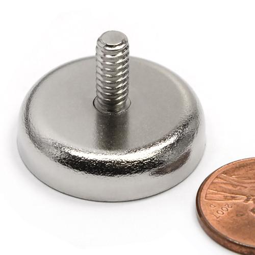 neodymium round base magnet