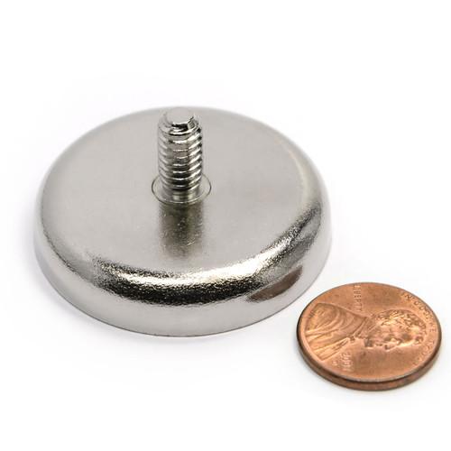 round base magnets