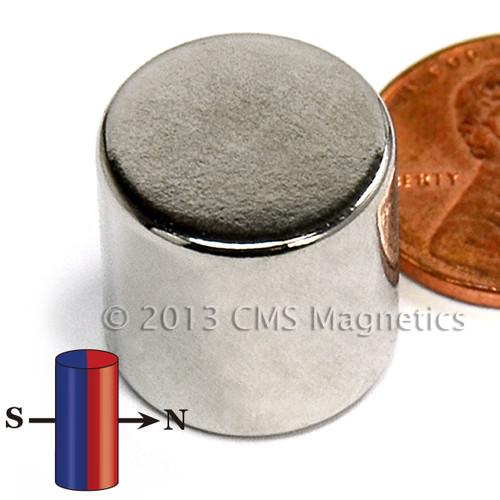 "Neodymium Magnets N42 Neodymium Disc Magnet 5/8""x5/8"""