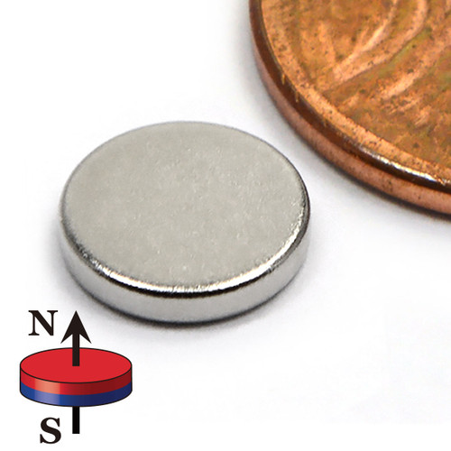 "5/16""X1/16"" Rare Earth Magnets"
