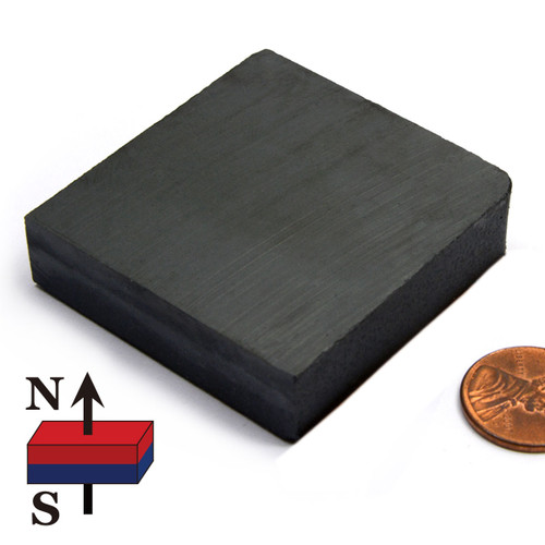 Ceramic Magnet Block