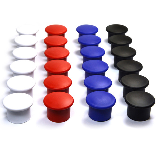 Magnetic Whiteboard Round Holders