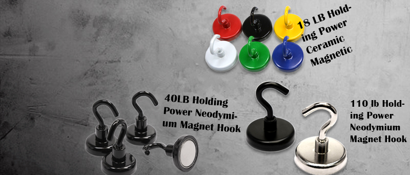 Magnetic Hooks, push pin magnets for sale all super strong