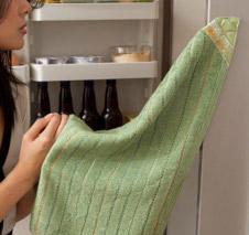 craft magnets & tea towel