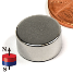 Magnet neodymium n35 Uses include crafts & hobbies industial & high tech