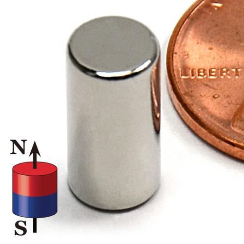 inch Cylinder//Disc Magnets. 1//4 x 1//16 5 N52 Neodymium Cylindrical