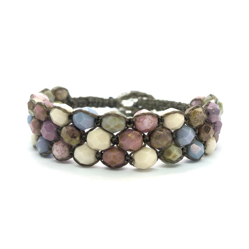 Flow Bracelet - luster mosaic