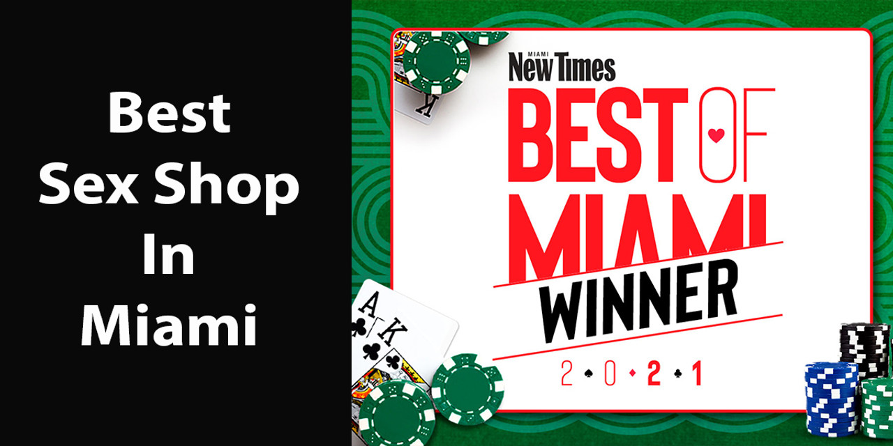 Winner Best Sex Shop In Miami