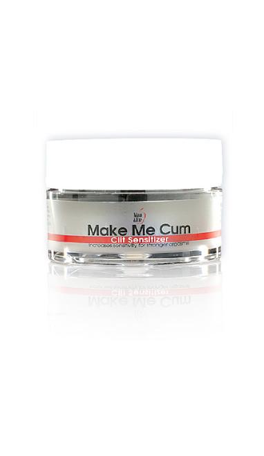 Adam & Eve Make Me Cum Clit Sensitizer tin