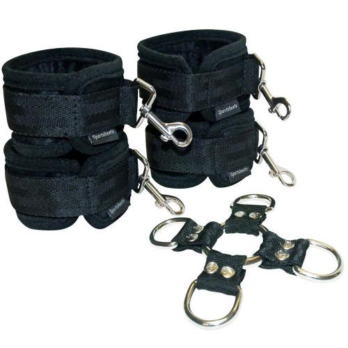 Hog Tie & Cuffs Set