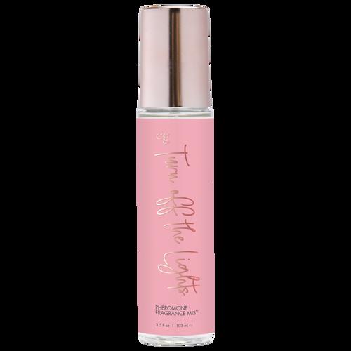 Cgc Body Mist W/ Pheromones spray bottle