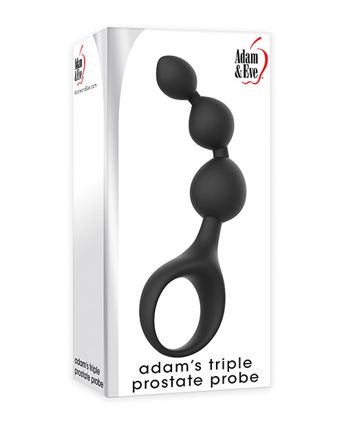 Adam & Eve Adam's Triple Prostate Probe box front