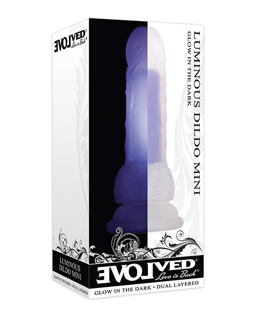 Luminous Dildo Mini box