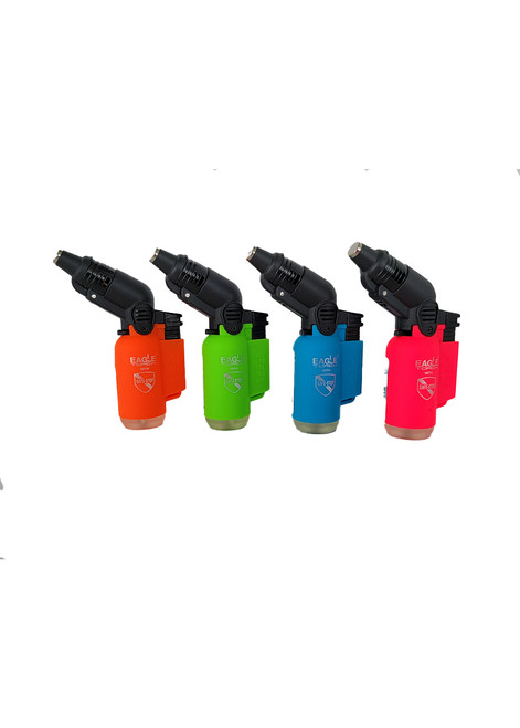Mini torches in assorted colors