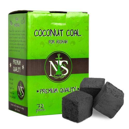 Box of NS Coconut Premium Coconut Coals