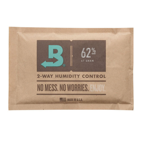 Boveda Humidity Control Pack - 62% / 67g