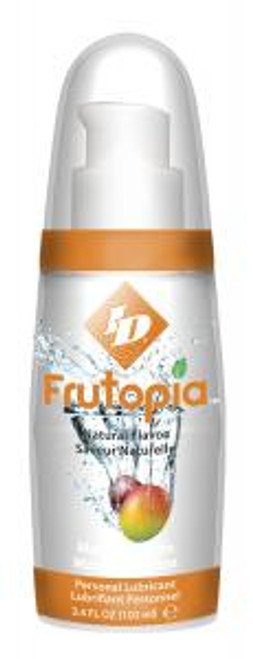 ID Frutopia for sexual and adult product lubrication