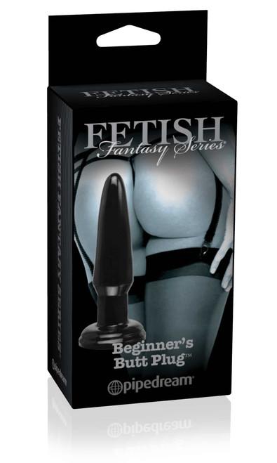 Fetish Fantasy Limited Edition Beginners Butt Plug box