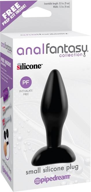 Anal Fantsay Mini Silicone Plug box