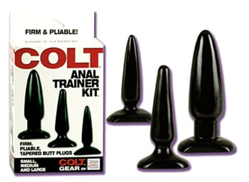 Colt Anal Trainer Kit box and contents