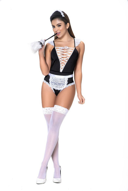 Mapale Sexy French Maid SM