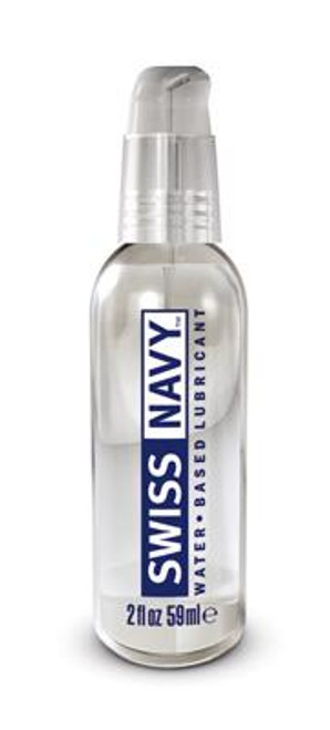 Swiss Navy 2 oz. - Water-Based Lubricant