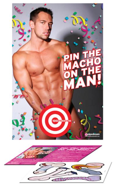 Bachelorette Pin The Macho On The Man[ea]