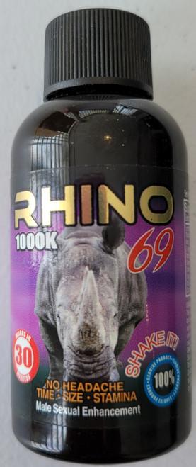 Rhino 1000K Male Performance Shot