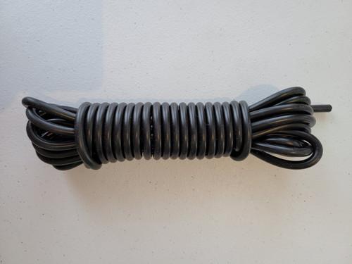 Elastic Rope Black