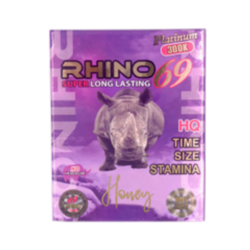 Rhino 69 Honey Male Enhancement