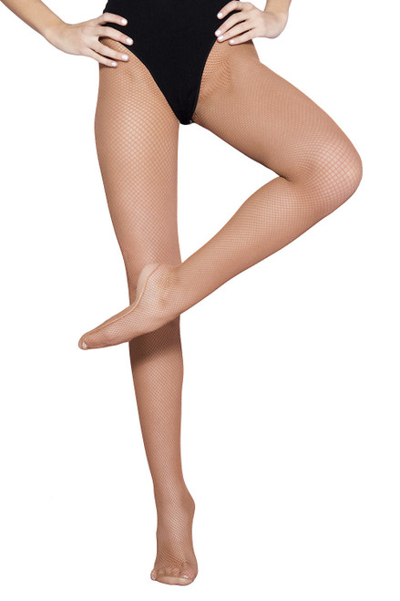Music Legs Professional dancers fishnet tights Black C/D