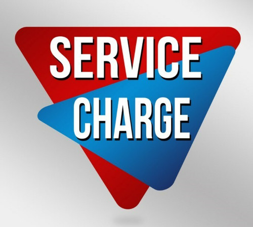 Service Charge $50