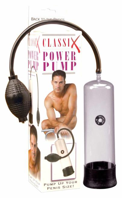 Classix Power Pump box front
