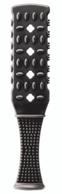 Fetish Fantasy Rubber Paddle Black