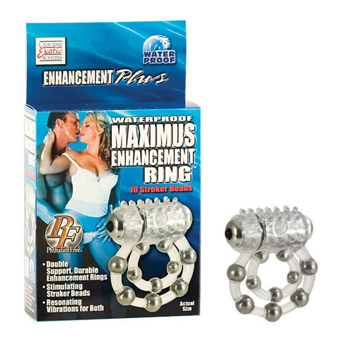 Maximus Enhancement Ring 10 Stroker box front and contents