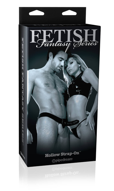 Fetish Fantasy Limited Edition Hollow Strap On box front