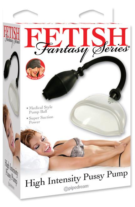 Fetish Fantasy High Intensity Pussy Pump box